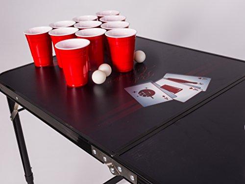 Vasos Rojos Americanos 100 x Red Cups para Fiestas - Party Beer Pong Original 500 ml - varios colores | Estudiante y cumpleaños | Grande cerveza Vajilla ...