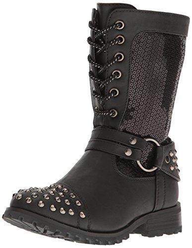 Gia Mia Dancewear Kids' Big Girl's Chic Combat Boot