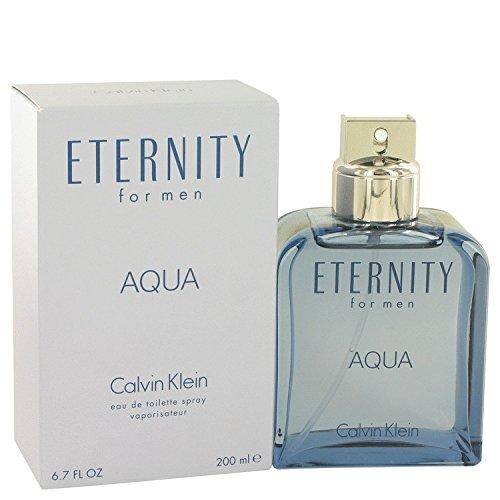 Eternity AQUA for Men 6.7 EDT spray