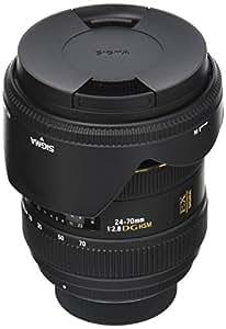 Sigma 24-70mm f/2.8 IF EX DG HSM AF Standard Zoom Lens for Nikon Digital SLR Cameras