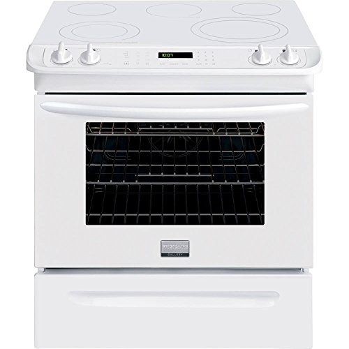 DMAFRIGFGES3065PW - Frigidaire Gallery 30 Slide-In Electric Range