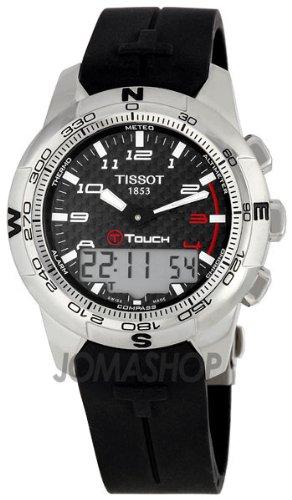 Tissot Tissot T-Touch II II analógico digital Mens Reloj T047.420.47.207.00: goldia: Amazon.es: Joyería