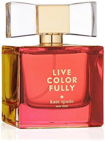 Kate Spade Live Colorfully Eau de Parfum Spray Womens Perfume, 3.4 oz. (Spade Perfume Kate Twirl)