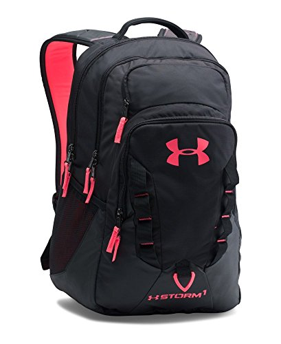 Under Armour Storm Recruit Backpack, Black (005), One Size