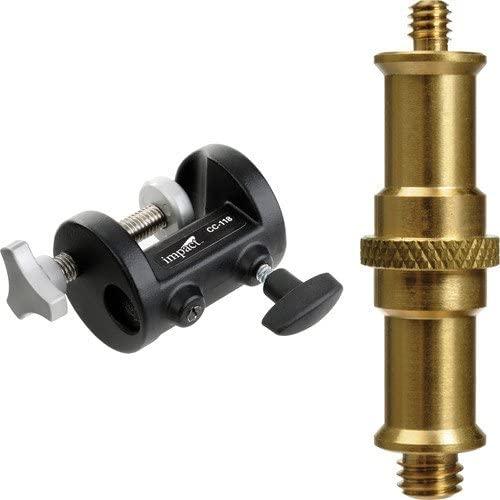 Impact Micro Clamp with Double-Ended Spigot Kit