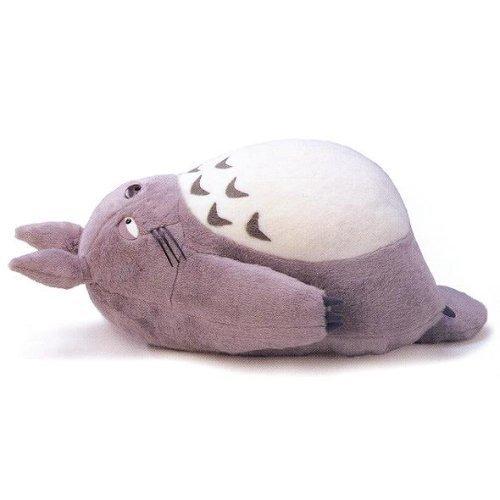 Mi Vecino Totoro coj?n siesta gris (jap?n importaci?n): Amazon.es: Juguetes y juegos