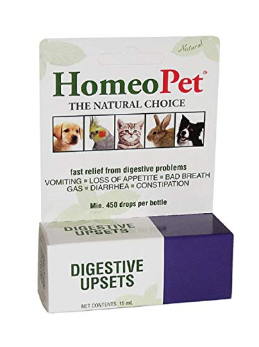 HomeoPet Digestive Upsets Relief (15ml) (15 ml) (Assorted)