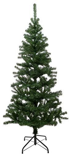 Kiera Grace HD60011-0 KG Avery Artificial Green, 6-Foot Tall, Winnipeg Pine Christmas Tree
