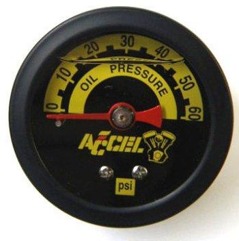 ACCEL 88031 Pressure Gauge by ACCEL
