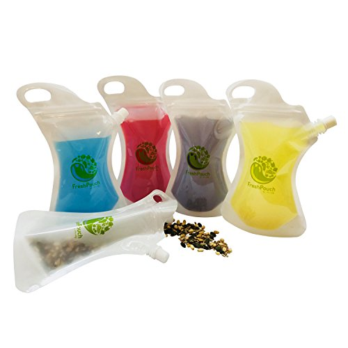 10 ounce freezer containers - 9