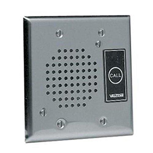 (OKSLO V-1072A-ST Talkback Doorplate Speaker - Stnless)