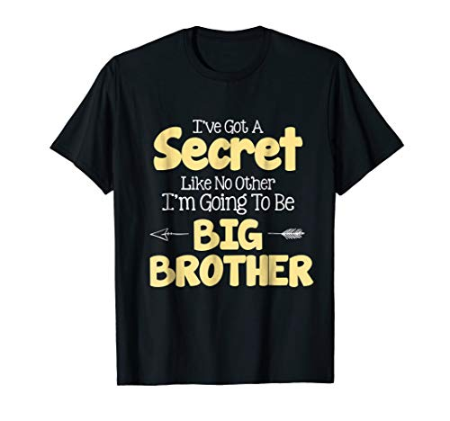 I've Got A Secret Like No Other I'm Going To Be Big Brother
