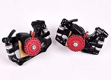 AVID BB5 MTB XC AM Mechanical Disc Brake Calipers HS1 G3 Rotors 160mm Front Rear