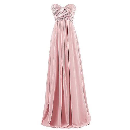 Blush Dress: Amazon.com