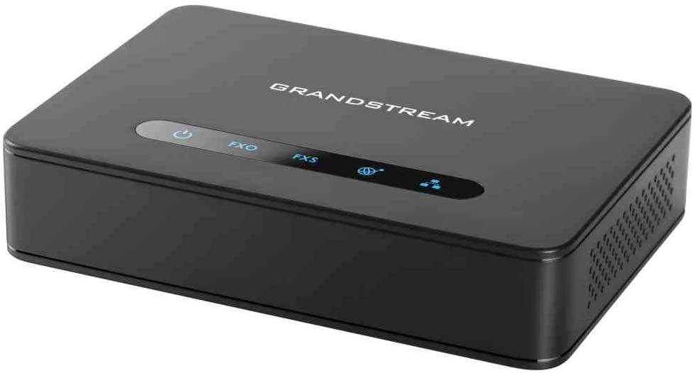 Grandstream Hybrid ATA with FXS and FXO Ports (HT813)