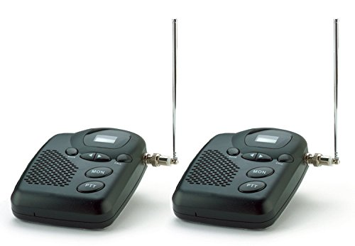 4-Mile Long Range MURS Wireless Intercom System for Home or Business by Dakota Wireless by Dakota Wireless
