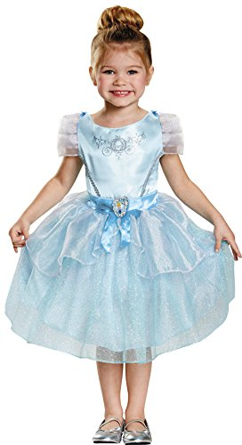 Cinderella Boots (UHC Disney Princess Cinderella Theme Outfit Toddler Child Halloween Costume, Toddler M)
