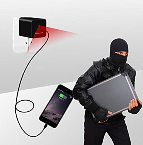 Spy Camera USB charger HD1080P Hidden cam 32 GB SD Included surveillance cam Nanny, hotel, monitor motion detection by AR1 (Image #2)