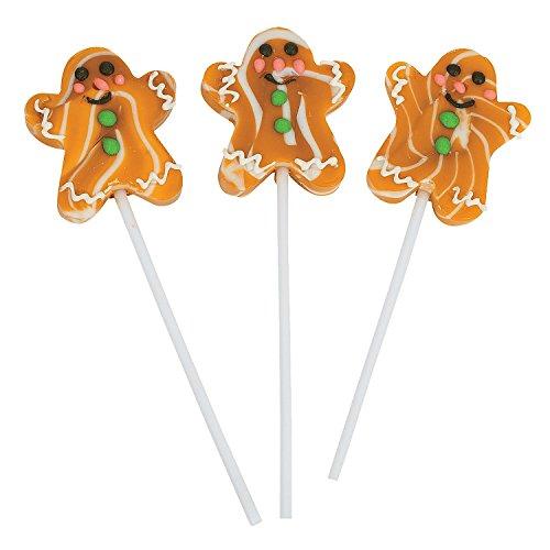 Gingerbread Swirl Pops 12ct. -