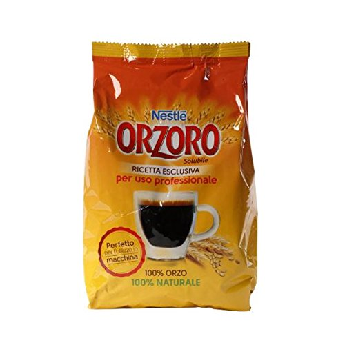 Gr 200 Orzo soluble Nestle orzoro Instant Barley 100% Orzo ...