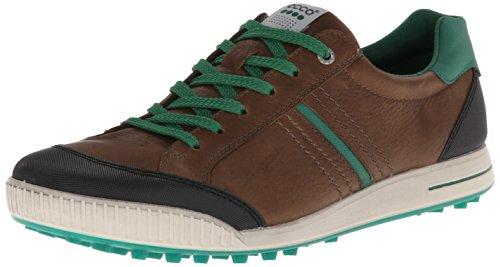 Ecco Mens Street Golf Shoe Betulla / Verde