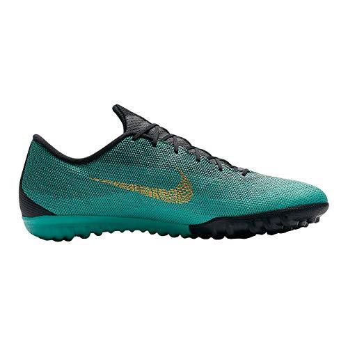 Academy Fútbol indigo Mercurial 12 Unisex Tf De Cr7 Nike 001 Mehrfarbig X Aj37 Botas Adulto Vapor xIvqAqwa