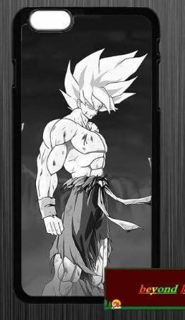 Coque Iphone 66s Dragon Ball Dbz Vegeta Muscle Noir Et
