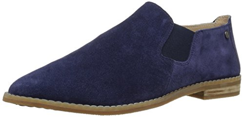 Hush Puppies Womens Analise Clever Flat Royal Navy