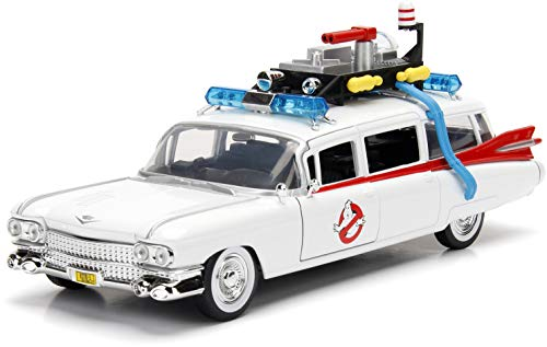 1:24 Ghostbusters - Ecto-1 from Jada