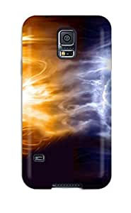 Galaxy S5 D S Print High Quality Tpu Gel Frame Case Cover