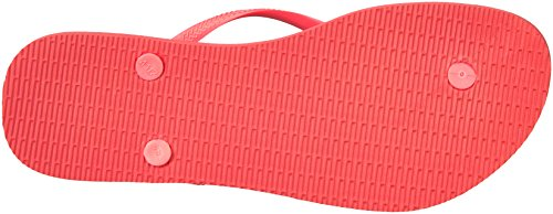 Women Slim Red Glamour Coral Flops Sw Crystal Flip Havaianas HqREFF