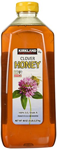 Clover Honey (5 Pound) Grade A by Kirkland Signature
