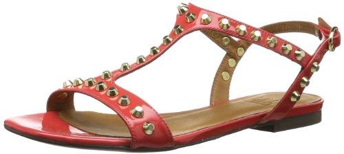 Patent 11631282 Rot Billi Femme Semelles Copenhagen Rouge 282 Bi coral Compensées Gold qxzxfRA