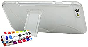 Muzzano F841163 - Funda para Apple iPhone 6, transparente
