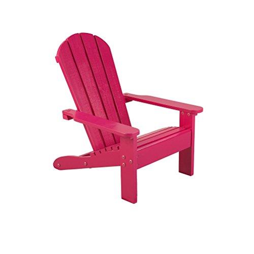 - KidKraft Adirondack Chair - Pink
