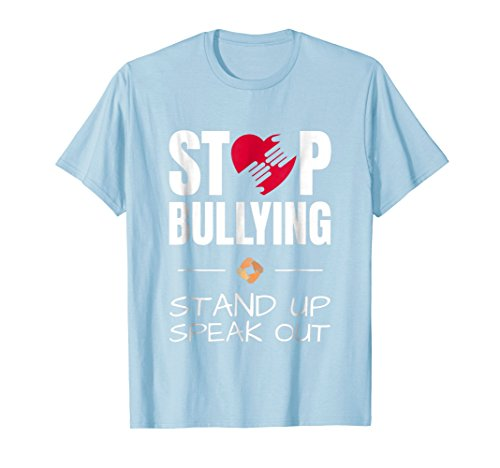 Stop Bullying T-Shirt. Be a Friend. For Teachers & Students ()