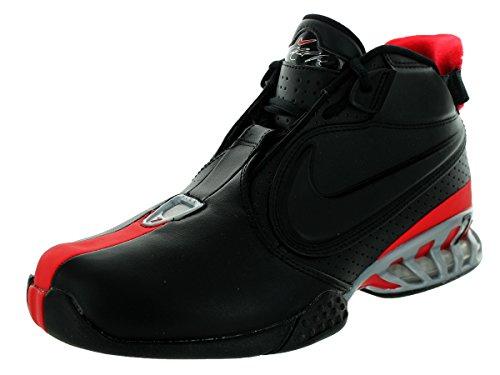 Nike Air Zoom Vick Ii Cruz Entrenadores Negro Metálico Rojo Plata 599446 005