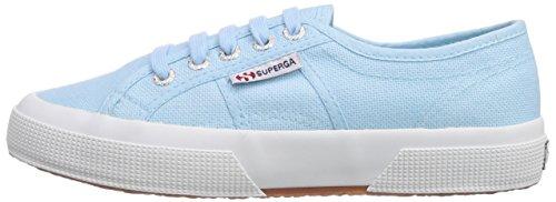 Sneakers Azul Bleu Basses Mixte Adulte Superga Sf68 Classic 2750 crystal Cotu zw0t6F