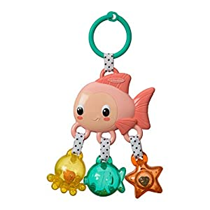 Infantino Jingle Sea Charms Fish Rattle