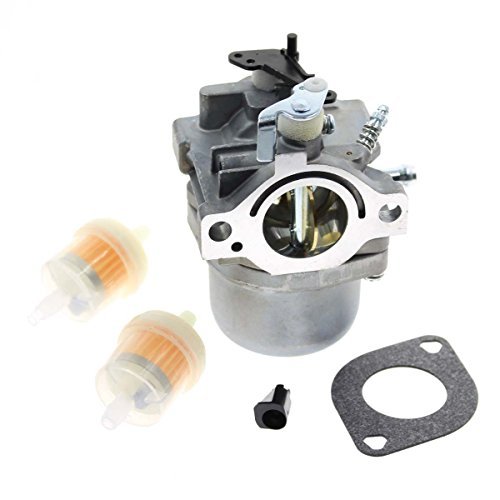 (Carbhub Carburetor for Briggs & Stratton Walbro LMT 5-4993 with Mounting Gasket Filter)