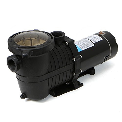 2HP High-Flo Inground Above Ground Swimming Pool Pumps W Strainer Basket Flotec Pool Pump