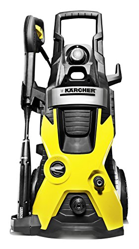 Karcher K5 Electric Power Pressure Washer, Yellow, 2000 - Pressure Cleaning Machine