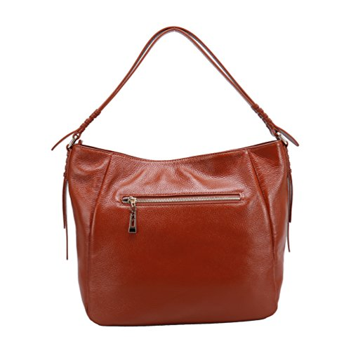 Purses Handbags Handbags Handbags Brown Girls Women Bags Leather Satchel Brown Hobo Shoulder Geya for and Bag Women Ladies pB44xFq