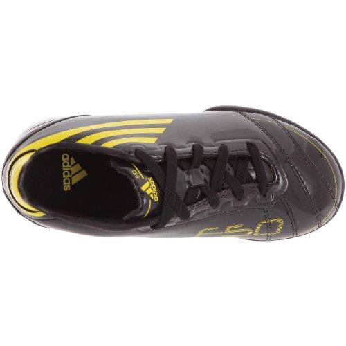 adidas Botas de Fútbol Unisex Niños Noir/Soleil/Soleil