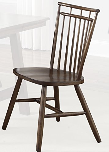 Liberty Furniture 38-C4000S Creations II Spindle Back Side Chair, 20