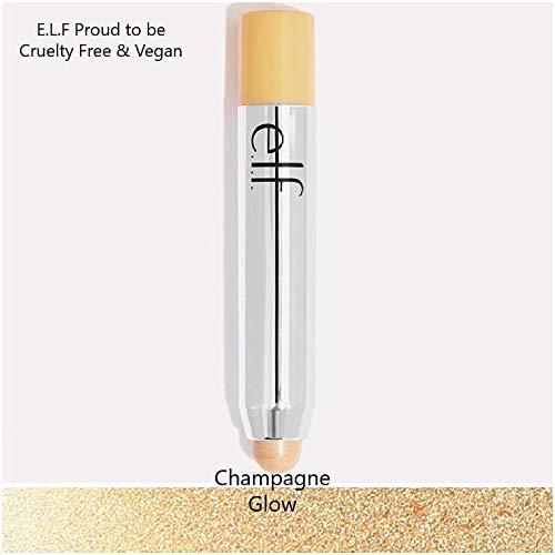 E.L.F beautiful bare Targeted Natural Glow Stick w/Vitamin E (Champagne Glow) ()