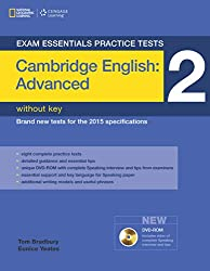 Exam Essentials Cambridge Advanced Practice Test 2 without Key (Exam Essentials: Cambridge Advanced Practice Tests)
