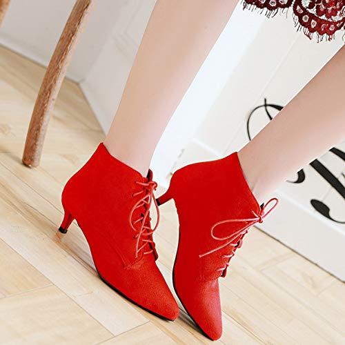 JYshoes Basses Femme Rouge Basses Rouge Basses Femme JYshoes Femme JYshoes JYshoes Rouge r05wCqr