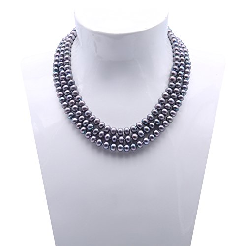 Cultured Pearl Strand - 3