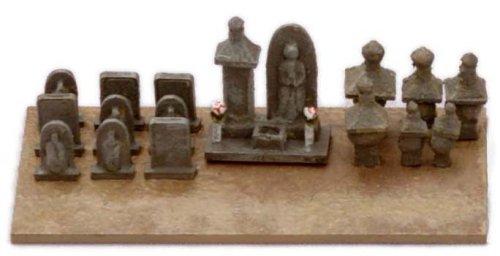 토미 텍 지오 코레 정경 콜렉션 정경 소품024 묘C 에도 시대풍 디오라마 용품
